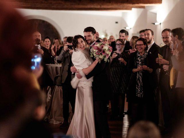 Il matrimonio di Francesco e Camilla a Pontassieve, Firenze 21
