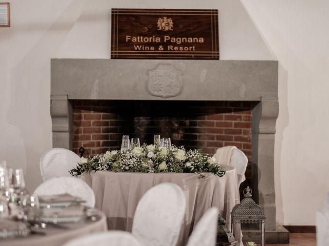Il matrimonio di Francesco e Camilla a Pontassieve, Firenze 28