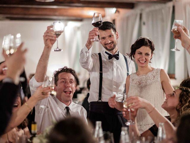 Il matrimonio di Francesco e Camilla a Pontassieve, Firenze 34