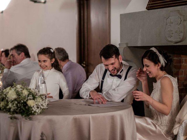 Il matrimonio di Francesco e Camilla a Pontassieve, Firenze 45