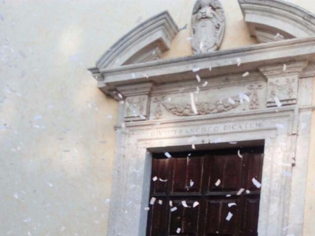 Il matrimonio di Claudio e Chiara a Monterotondo, Roma 8