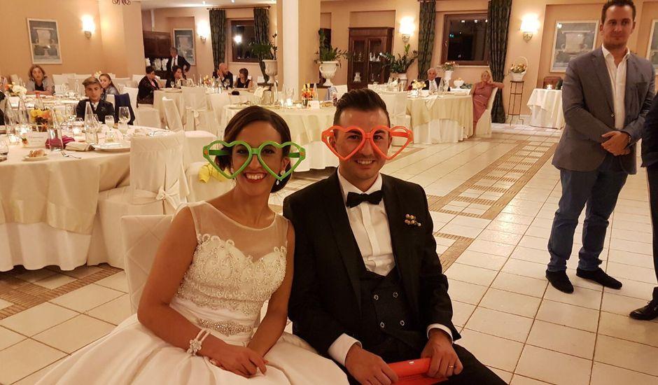 Il matrimonio di Gennaro e Valeria a Marsala, Trapani