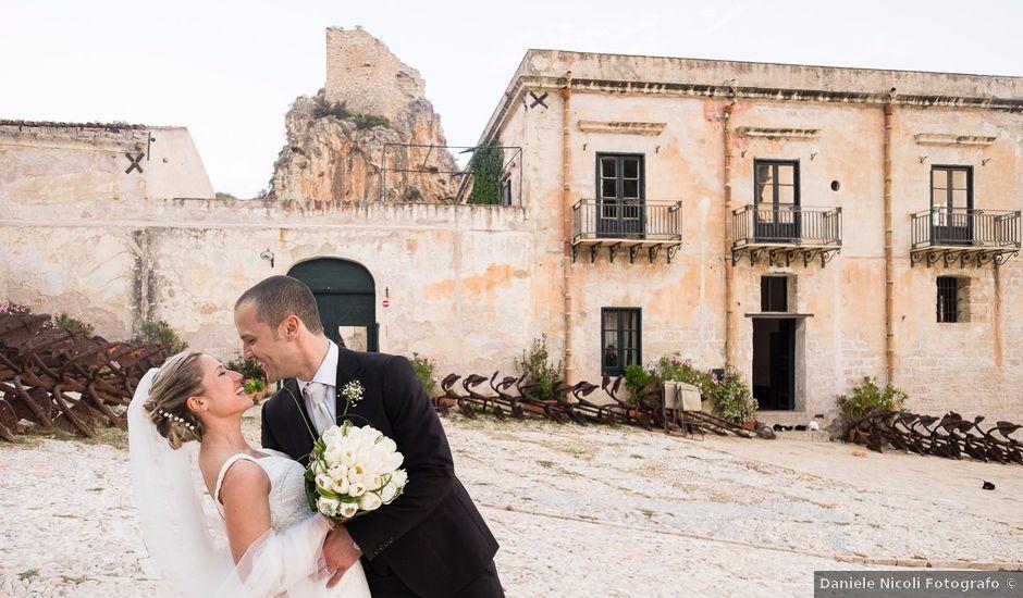 Il matrimonio di Leonardo e Ersilia a Alcamo, Trapani