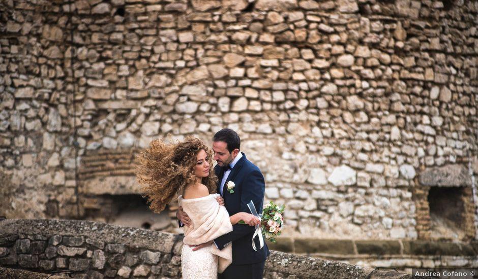Il matrimonio di Federico e Carlotta a Nerola, Roma