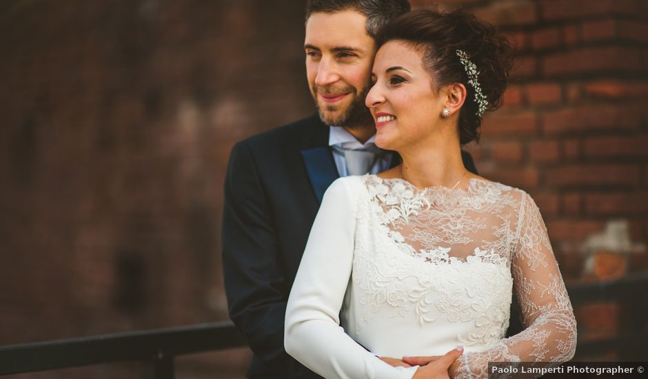 Il matrimonio di Umberto e Caterina a Soncino, Cremona