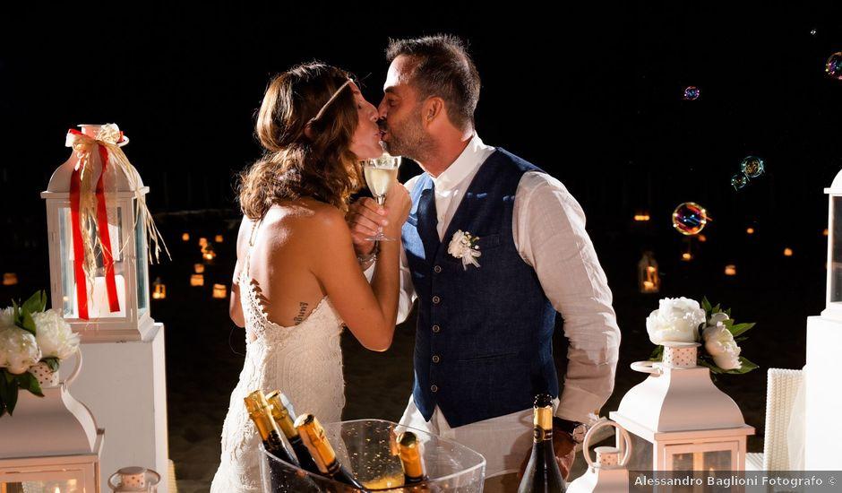 Il matrimonio di Marcello e Silvia a Grosseto, Grosseto