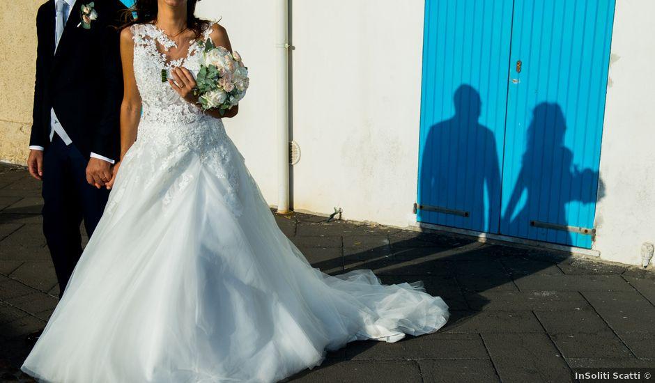 Il matrimonio di Marco e Francesca a Alghero, Sassari