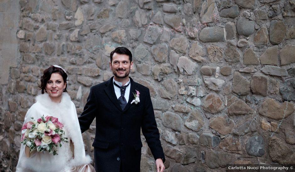 Il matrimonio di Francesco e Camilla a Pontassieve, Firenze