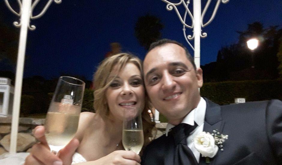 Il matrimonio di Claudio e Chiara a Monterotondo, Roma