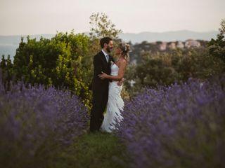 Le nozze di Ylenia e Jean