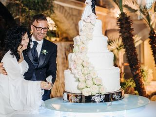 Le nozze di Laura e Ivan 1