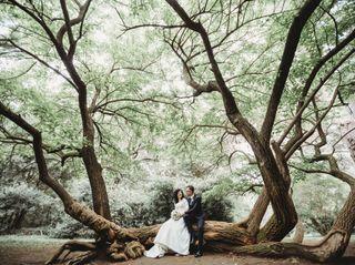Le nozze di Laura e Ivan