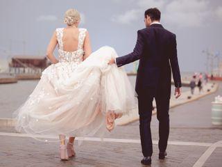 Le nozze di Frida e Emanuele