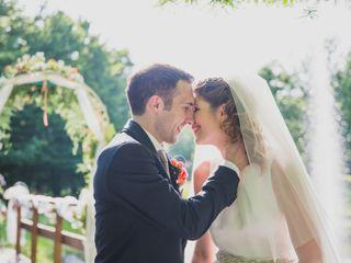 Le nozze di Sylvie e Andrea