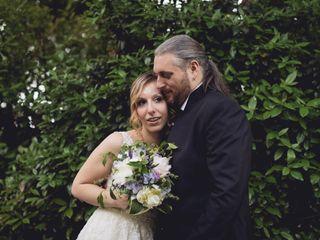Le nozze di Genny e Cristian