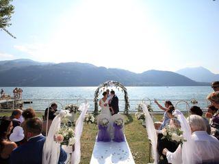 Le nozze di Angela e Gianpaolo