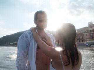 Le nozze di Ambra e Stefano