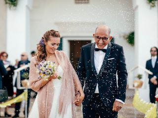 Le nozze di Sharham e Alessia