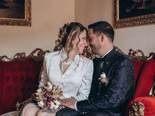 Le nozze di Maurizio e Roberta