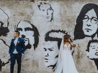 Le nozze di Ilaria e Vinicio
