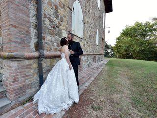 Le nozze di Saverio e Paola