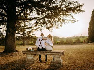 Le nozze di Carla e Francesco
