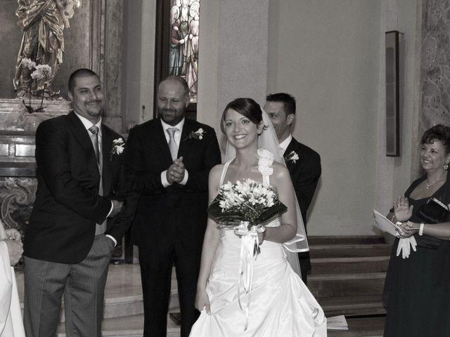 Il matrimonio di Concetta e Giovanni a Solaro, Milano 1