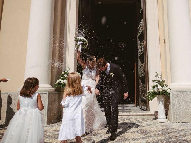 Il matrimonio di Jean e Ylenia a Celle Ligure, Savona 24