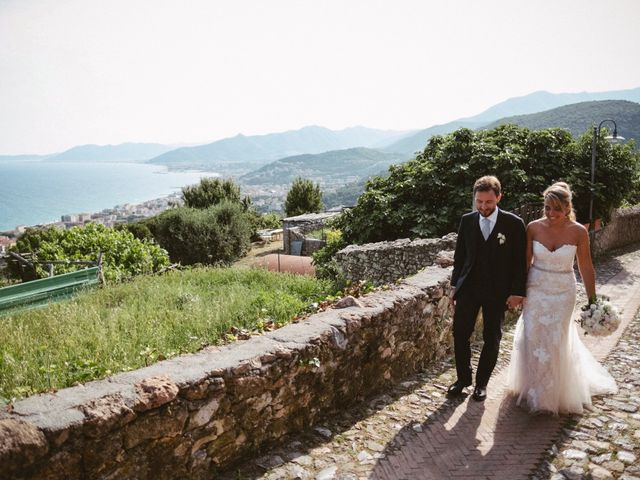 Il matrimonio di Jean e Ylenia a Celle Ligure, Savona 29