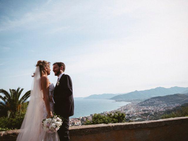 Il matrimonio di Jean e Ylenia a Celle Ligure, Savona 30