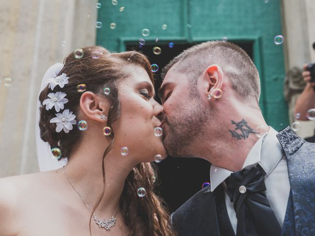 Le nozze di Francesca e Jonathan