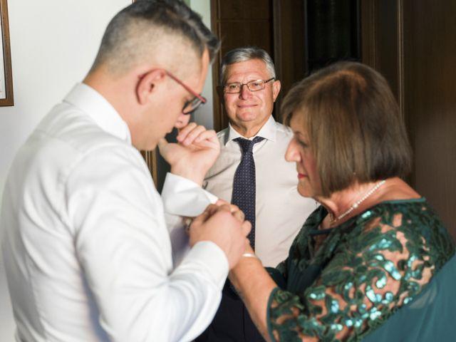 Il matrimonio di Andrea e Jennifer a Caronno Pertusella, Varese 5