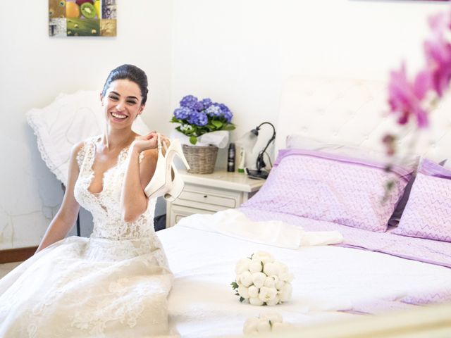 Il matrimonio di Andrea e Jennifer a Caronno Pertusella, Varese 14