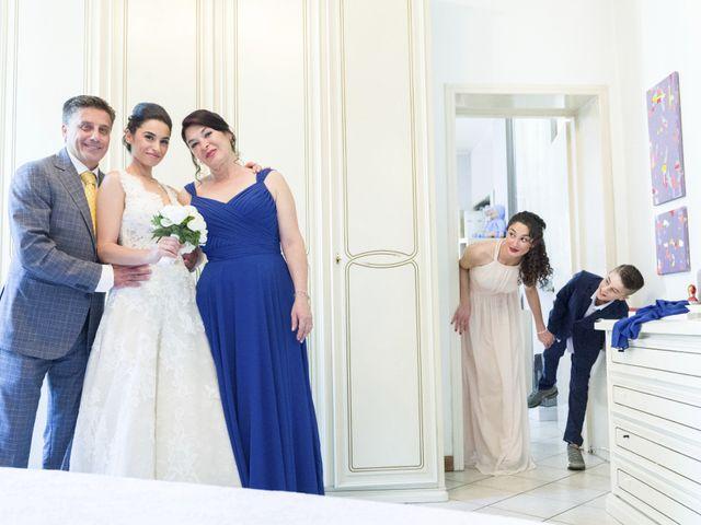 Il matrimonio di Andrea e Jennifer a Caronno Pertusella, Varese 17