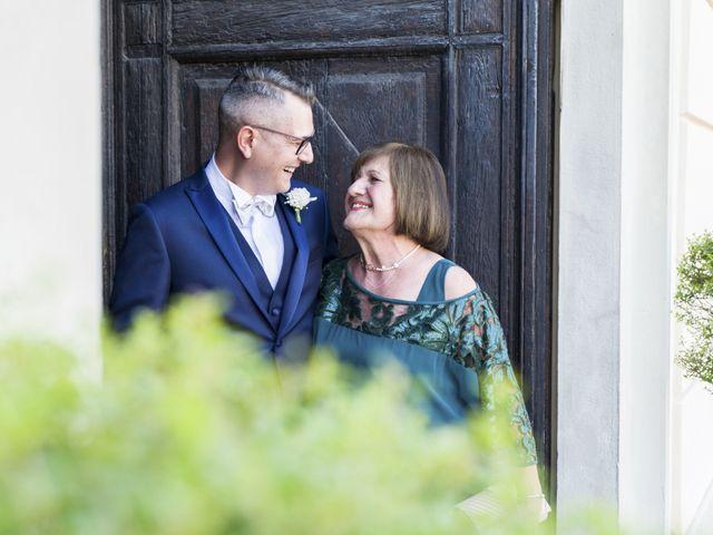 Il matrimonio di Andrea e Jennifer a Caronno Pertusella, Varese 18