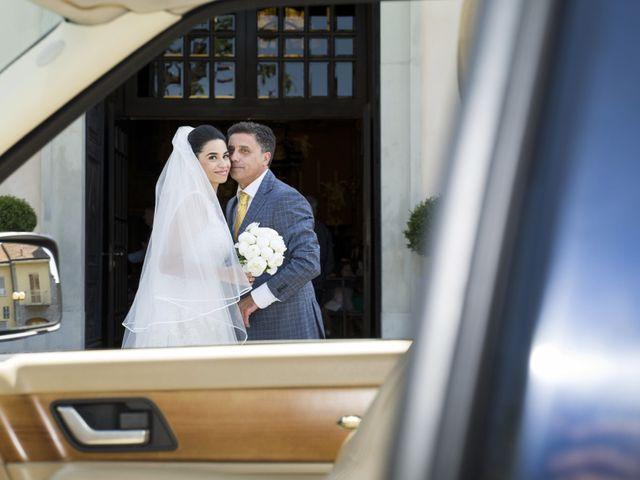 Il matrimonio di Andrea e Jennifer a Caronno Pertusella, Varese 19