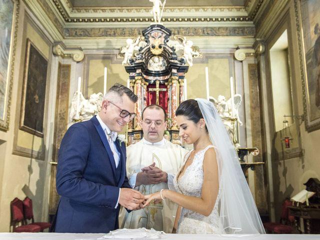 Il matrimonio di Andrea e Jennifer a Caronno Pertusella, Varese 21