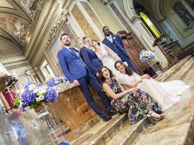 Il matrimonio di Andrea e Jennifer a Caronno Pertusella, Varese 23