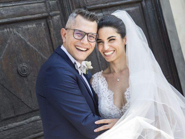 Il matrimonio di Andrea e Jennifer a Caronno Pertusella, Varese 26