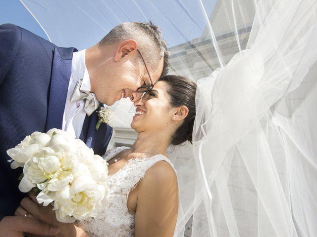 Il matrimonio di Andrea e Jennifer a Caronno Pertusella, Varese 27