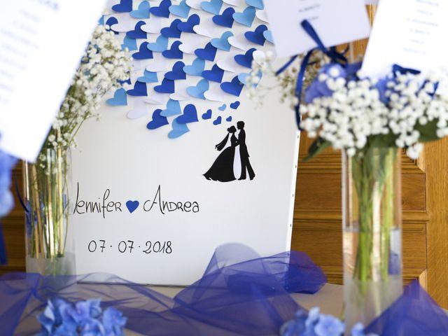 Il matrimonio di Andrea e Jennifer a Caronno Pertusella, Varese 28
