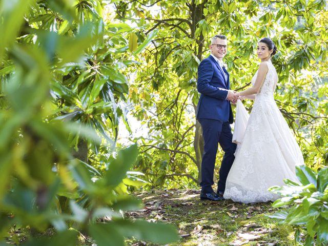 Il matrimonio di Andrea e Jennifer a Caronno Pertusella, Varese 32
