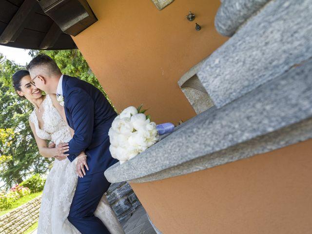 Il matrimonio di Andrea e Jennifer a Caronno Pertusella, Varese 34