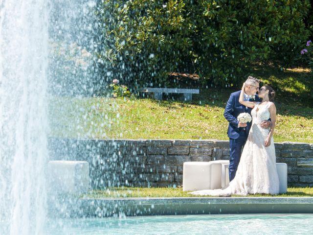 Il matrimonio di Andrea e Jennifer a Caronno Pertusella, Varese 35