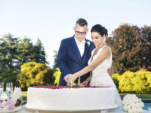 Il matrimonio di Andrea e Jennifer a Caronno Pertusella, Varese 42