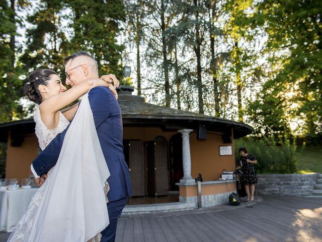 Il matrimonio di Andrea e Jennifer a Caronno Pertusella, Varese 44
