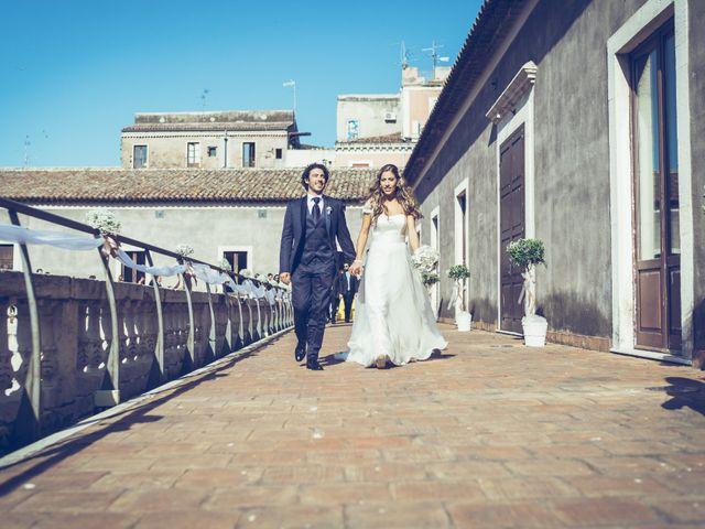 Il matrimonio di Gianluca e Federica a Catania, Catania 60