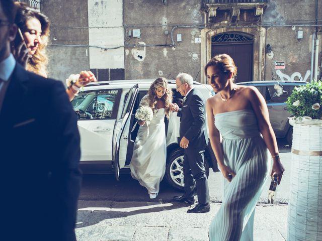 Il matrimonio di Gianluca e Federica a Catania, Catania 77