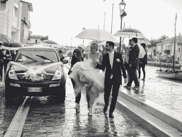 Il matrimonio di Emanuele e Frida a Cesenatico, Forlì-Cesena 37