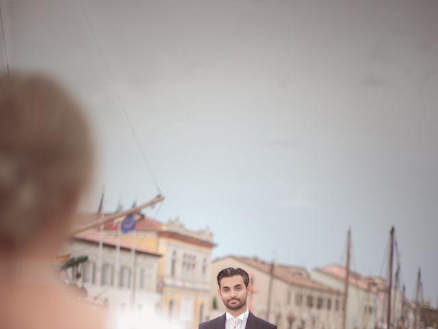 Il matrimonio di Emanuele e Frida a Cesenatico, Forlì-Cesena 46